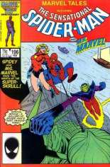 Marvel Tales (1964-1994) #196 Variant B: Direct Edition