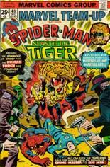 Marvel Team-Up (1972-1985) #40