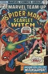 Marvel Team-Up (1972-1985) #41 Variant A