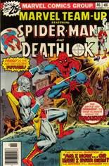 Marvel Team-Up (1972-1985) #46 Variant A