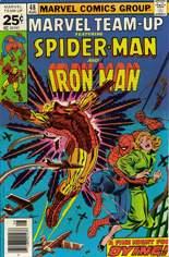 Marvel Team-Up (1972-1985) #48 Variant A