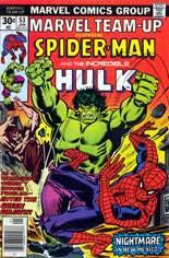 Marvel Team-Up (1972-1985) #53 Variant A
