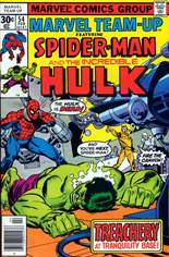 Marvel Team-Up (1972-1985) #54