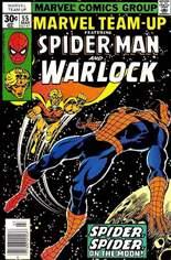 Marvel Team-Up (1972-1985) #55 Variant A