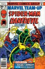 Marvel Team-Up (1972-1985) #56 Variant A