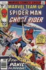 Marvel Team-Up (1972-1985) #58 Variant A