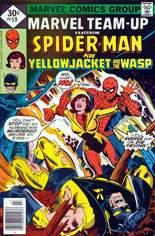 Marvel Team-Up (1972-1985) #59 Variant C: Whitman Variant
