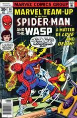Marvel Team-Up (1972-1985) #60 Variant A