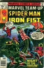 Marvel Team-Up (1972-1985) #63