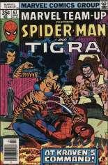Marvel Team-Up (1972-1985) #67 Variant A