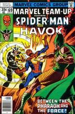 Marvel Team-Up (1972-1985) #69 Variant A: Newsstand Edition