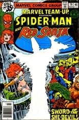 Marvel Team-Up (1972-1985) #79 Variant A