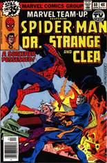 Marvel Team-Up (1972-1985) #80 Variant A