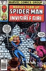Marvel Team-Up (1972-1985) #88 Variant A: Newsstand Edition