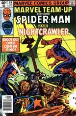 Marvel Team-Up (1972-1985) #89 Variant A: Newsstand Edition