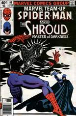 Marvel Team-Up (1972-1985) #94 Variant A: Newsstand Edition