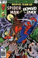 Marvel Team-Up (1972-1985) #96 Variant A: Newsstand Edition