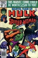 Marvel Team-Up (1972-1985) #97 Variant A: Newsstand Edition