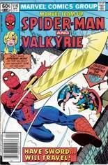 Marvel Team-Up (1972-1985) #116 Variant A: Newsstand Edition