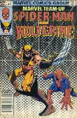 Marvel Team-Up (1972-1985) #117 Variant A: Newsstand Edition