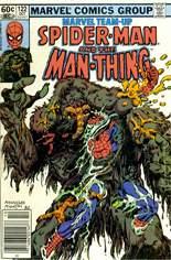 Marvel Team-Up (1972-1985) #122 Variant A: Newsstand Edition