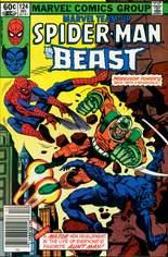 Marvel Team-Up (1972-1985) #124 Variant A: Newsstand Edition
