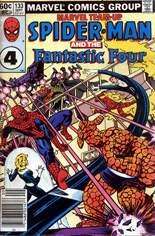 Marvel Team-Up (1972-1985) #133 Variant A: Newsstand Edition