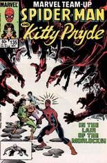 Marvel Team-Up (1972-1985) #135 Variant B: Direct Edition