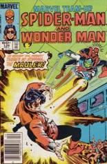 Marvel Team-Up (1972-1985) #136 Variant A: Newsstand Edition