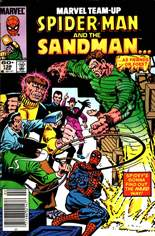 Marvel Team-Up (1972-1985) #138 Variant A: Newsstand Edition