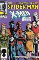 Marvel Team-Up (1972-1985) #150 Variant B: Direct Edition