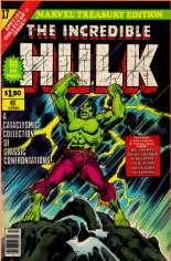 Marvel Treasury Edition (1974-1981) #17 Variant A
