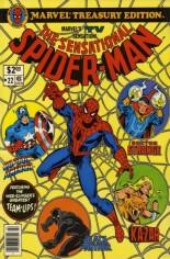 Marvel Treasury Edition (1974-1981) #22
