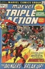 Marvel Triple Action (1972-1979) #5