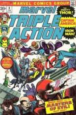 Marvel Triple Action (1972-1979) #9