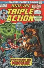 Marvel Triple Action (1972-1979) #11