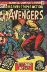 Marvel Triple Action (1972-1979) #16 Variant A