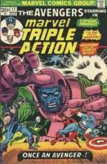Marvel Triple Action (1972-1979) #17 Variant A