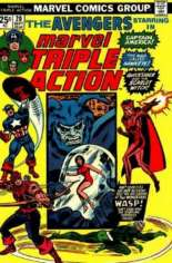 Marvel Triple Action (1972-1979) #20 Variant A