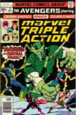 Marvel Triple Action (1972-1979) #37 Variant A