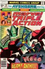 Marvel Triple Action (1972-1979) #38 Variant A