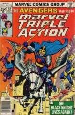Marvel Triple Action (1972-1979) #40