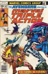 Marvel Triple Action (1972-1979) #42