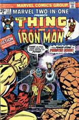 Marvel Two-In-One (1974-1983) #12 Variant A