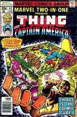 Marvel Two-In-One (1974-1983) #42 Variant A