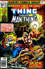 Marvel Two-In-One (1974-1983) #43 Variant A