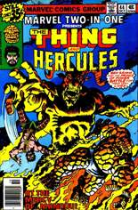 Marvel Two-In-One (1974-1983) #44 Variant A