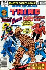 Marvel Two-In-One (1974-1983) #51 Variant A