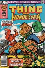 Marvel Two-In-One (1974-1983) #78 Variant A: Newsstand Edition