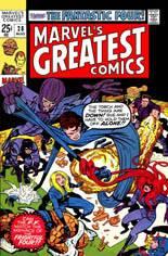Marvel's Greatest Comics (1969-1981) #28